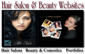 hair stylist website image
