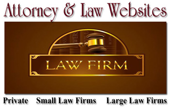 attorney and ;aw websites image