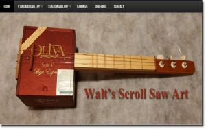 walts scroll art website image